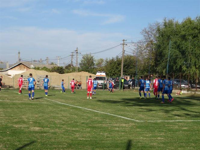 Sportul Chiscani nu confirmă acasă meciurile bune din deplasare