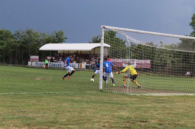 Juniorii A1 de la Comunal Cazasu victorioși în primul meci de la turneul semifinal zona 2