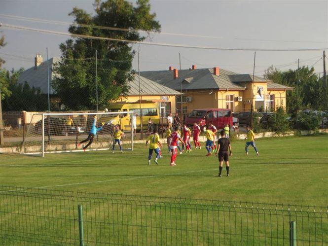 Sportul Chiscani joaca in deplasare la Rapid Bucuresti