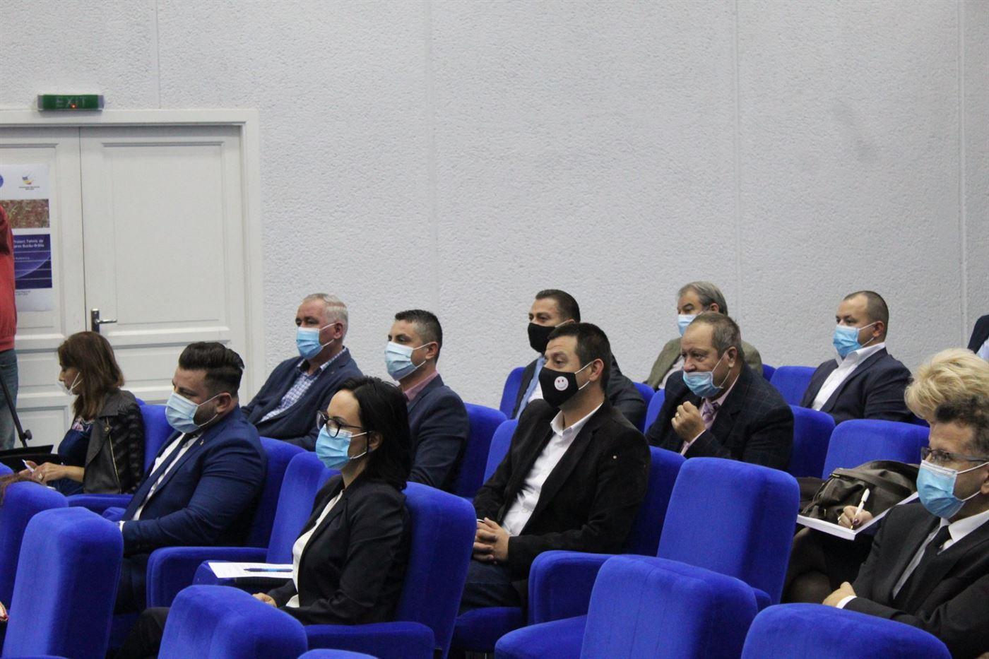 Consilierii județeni și-au desemnat prin vot reprezentanții în Consiliile de Administrație