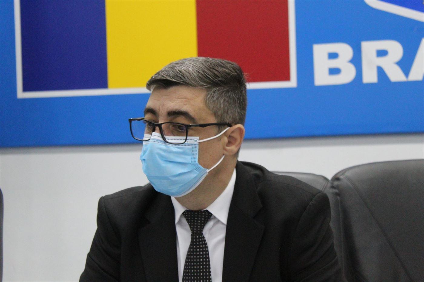 Iulian Chiriac: Demisia lui Pricop din CA de la Spitalul Județean este o decizie politică