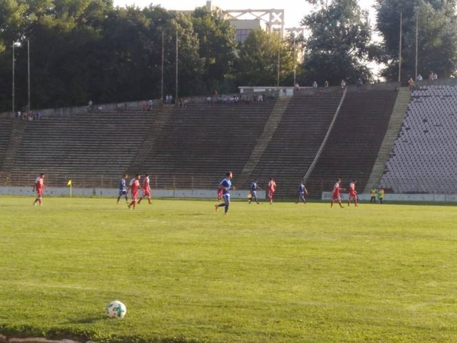Sportul Chiscani eliminata din Cupa Romaniei