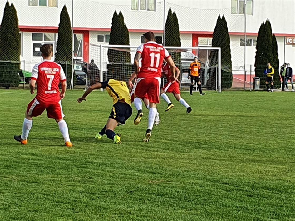 Sportul Chiscani a pierdut și ultimul meci al sezonului, dar pregătește schimbări pentru primăvară