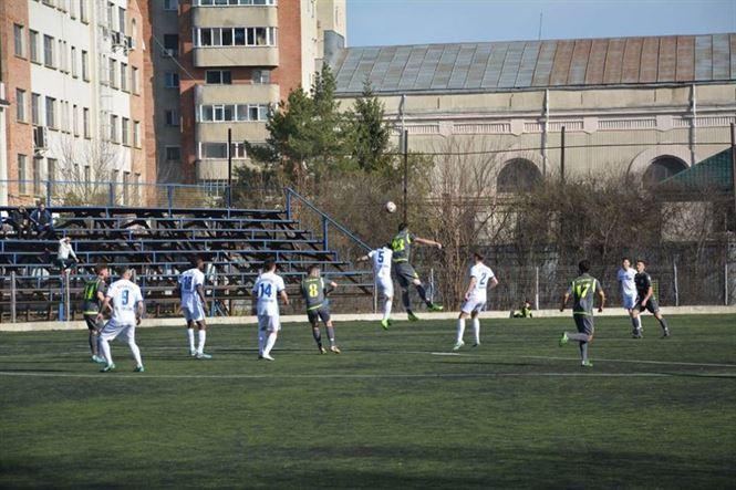 Desi a pierdut cu 0-2 la Metalul Buzau, Sportul Chiscani a facut cel mai bun joc in deplasare din acest sezon