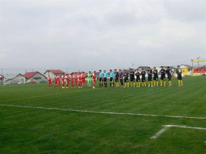 Încă un meci pierdut de Sportul Chiscani în repriza a doua