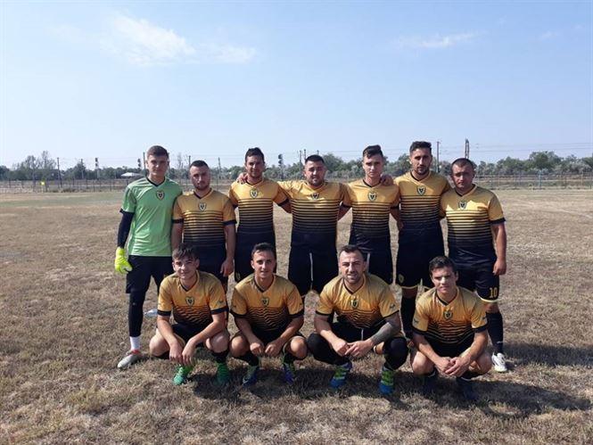 Viitorul Cireșu a rămas singura echipă cu maxim de puncte după 9 etape în Liga a 5-a