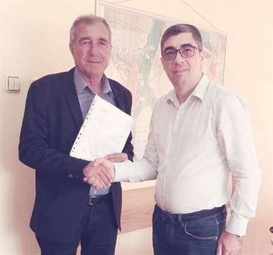 Contracte de asociere ale CJ Brăila cu primăriile din județ