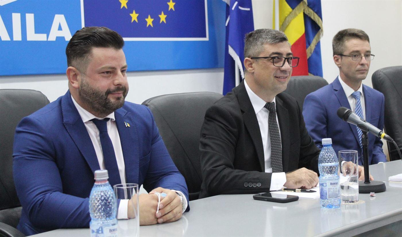 Ședință ordinară a CJ Brăila