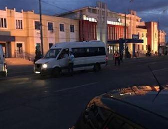 Gările CFR luate cu asalt de polițiști
