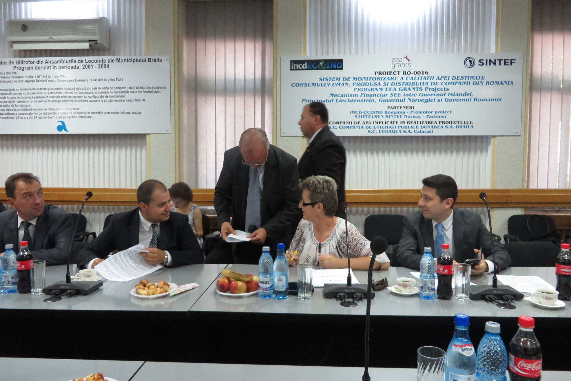 PDL doneaza 2 sensuri giratorii Primariei