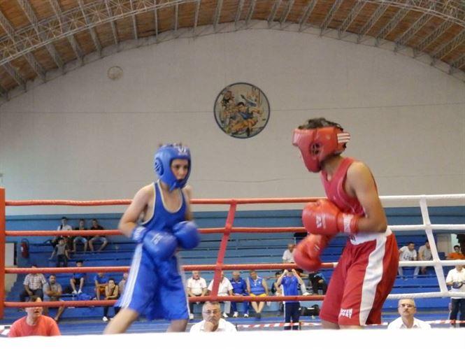 Braila participa cu 4 sportivi la nationalele de box pentru juniori