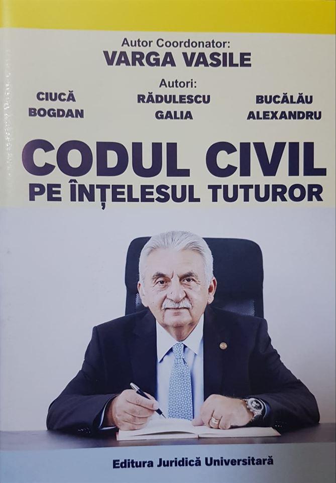 """O campanie și pentru oameni, nu doar pentru electori! PNL Brăila a pus la dispoziție, în mod gratuit, ghidul """"Codul civil pe înțelesul tuturor""""!"""