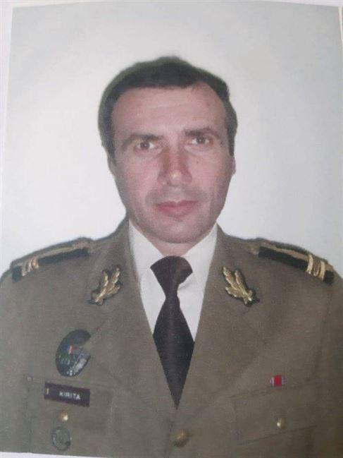 Colonelul (r) Ion Kiriță a trecut la cele veșnice
