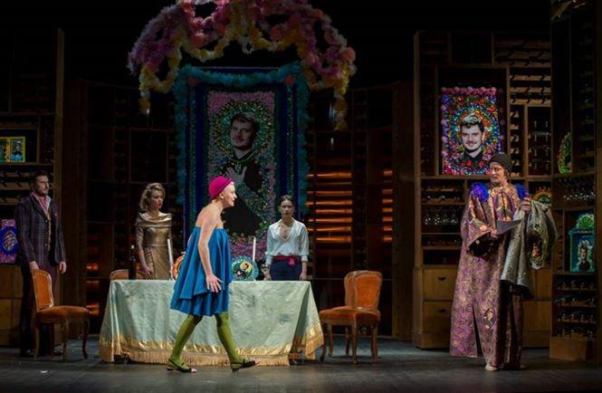 Sambata si duminica, seri de comedie pe scena Teatrului Maria Filotti