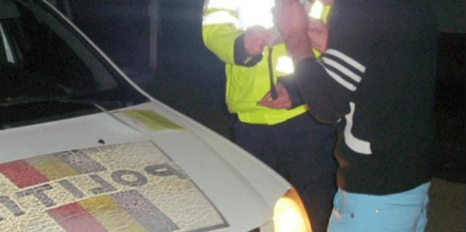 Șofer depistat cu o îmbibație alcoolică de 1,01 mg/l circulând cu autoturismul pe raza comunei Mărașu
