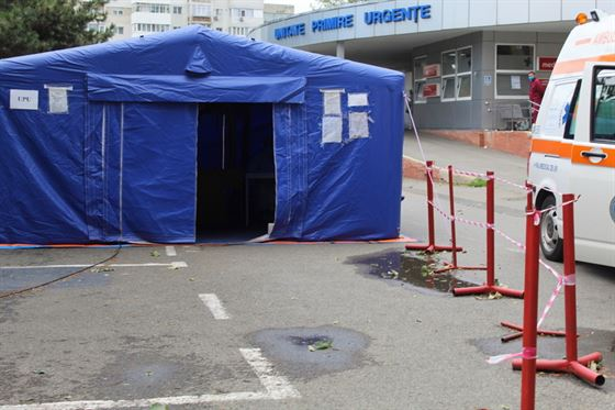 Șase decese în ultimele 24 de ore raportate la Brăila