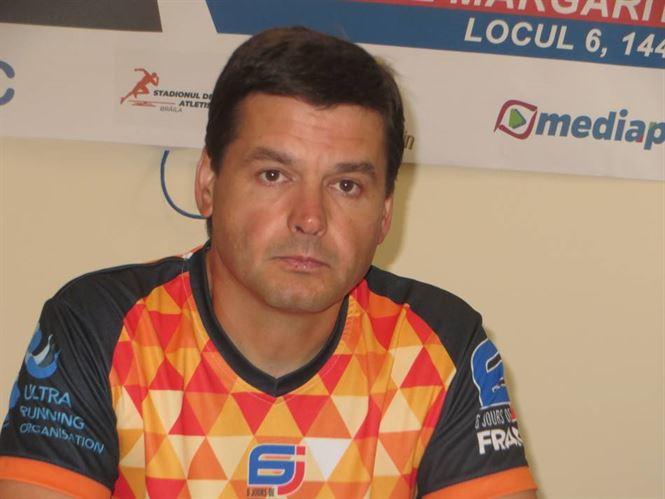 Ultramaratonistul Costel Mărgărit un ambasador al Brăilei