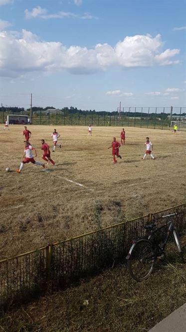 Meciuri cu multe goluri în turul I al Cupei României