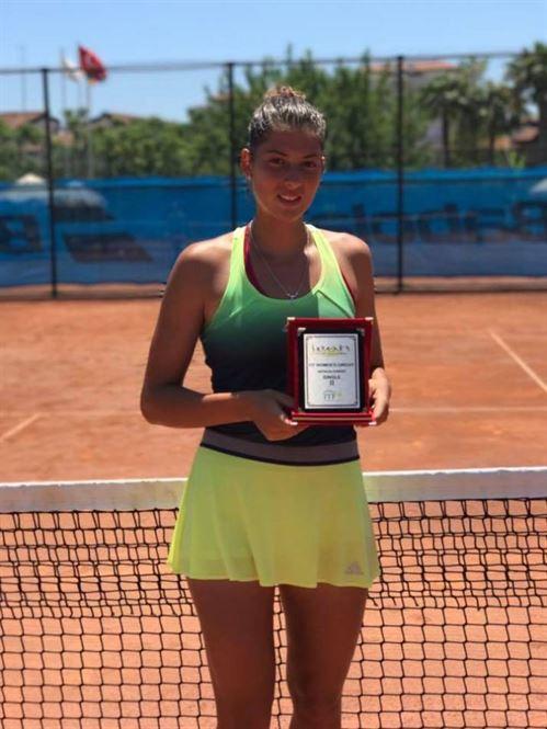 Georgia Craciun o intalneste pe Harmony Tan in primul tur al calificarilor la BRD Bucharest Open