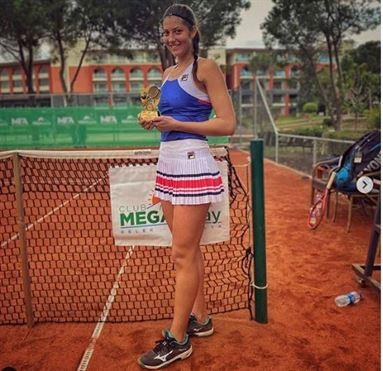 Georgia Crăciun a câștigat turneul ITF din Antalya