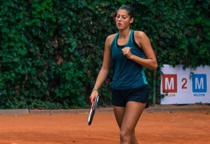 Georgia Craciun in fata celui de-al treilea titlu ITF din acest an