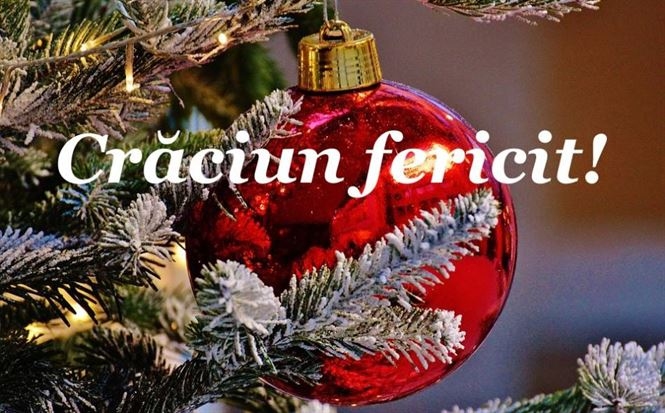 ProBrăila vă urează Crăciun Fericit!
