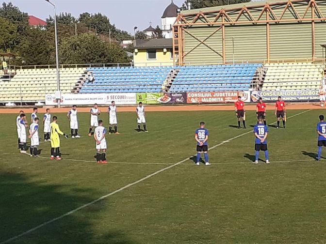 CS Făurei a trecut cu 3-2 de Recolta Gheorghe Doja și merge mai departe în Cupa României