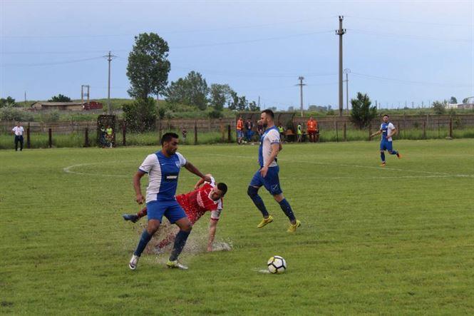 CS Făurei a câștigat cu 4-2 meciul cu Sportul Chiscani și i-a trimis pe aceștia în Liga a 4-a