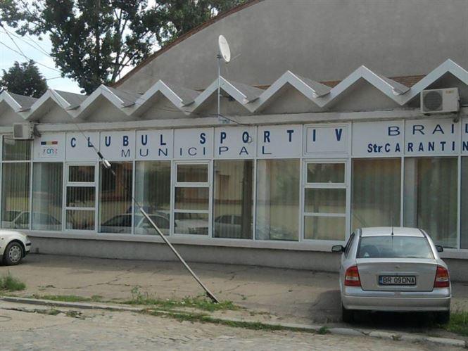 Postul de director la CSM Brăila scos din nou la concurs