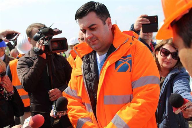 Ministrul Cuc a spus astăzi la Brăila că a inițiat o ordonanță pentru reglementarea contestațiilor