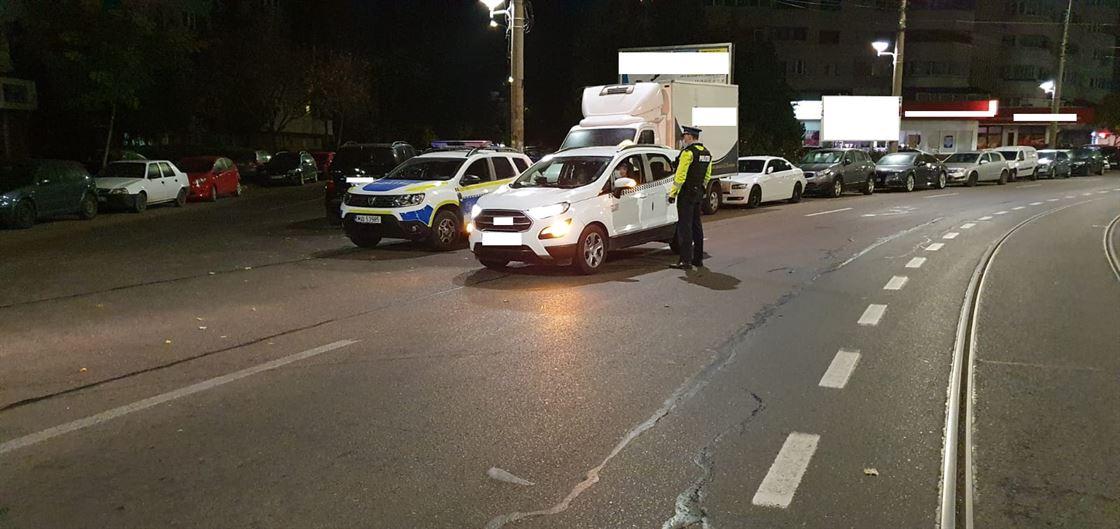Acțiuni de verificare a respectării măsurilor privind deplasările pe timp de noapte