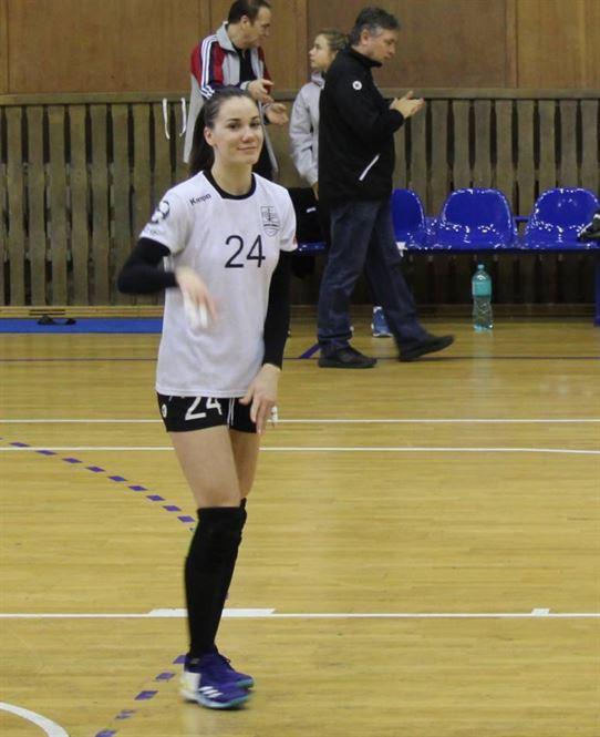 Elena Dache va juca și sezonul viitor la Dunărea Brăila