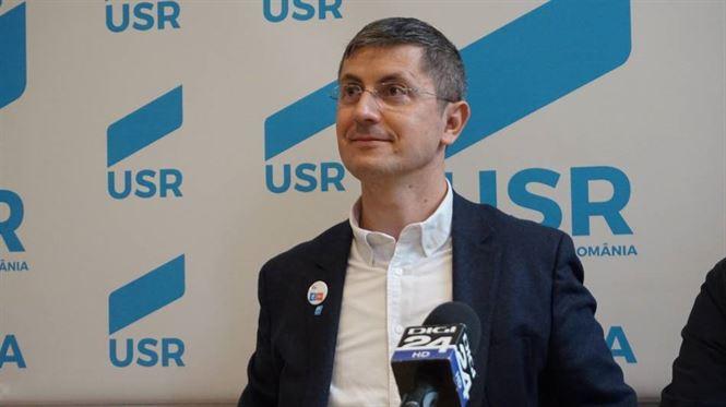 Liderul USR va fi prezent astăzi și mâine la Brăila