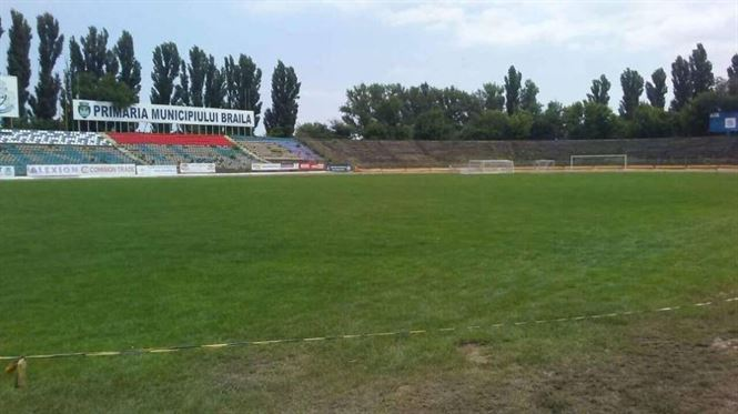 Dacia Unirea Braila se reuneste luni dupa amiaza la stadionul Municipal
