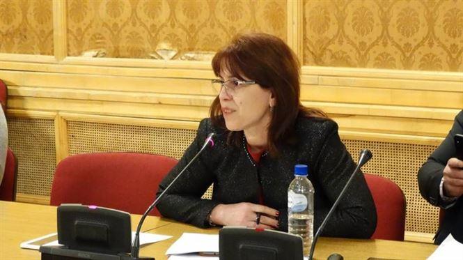 deputatul liberal Antoneta Ioniță,