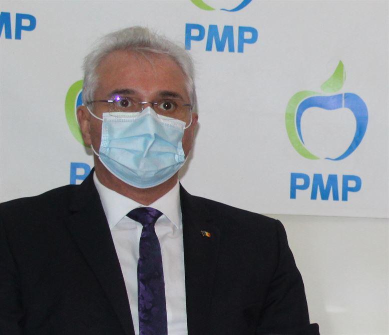 Doruleț Iorga, candidat PMP la Senat: Mediul de afaceri trebuie să devină un partener în orice guvernare