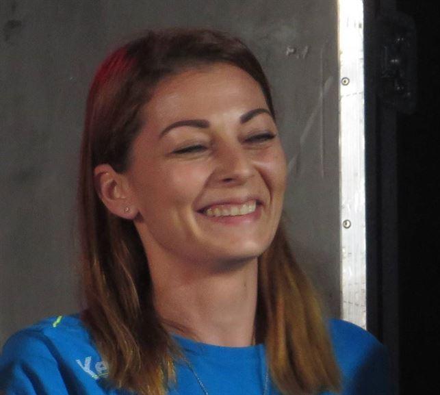 Gabriela Dobre va bifa al 12-lea sezon în tricoul Dunării Brăila