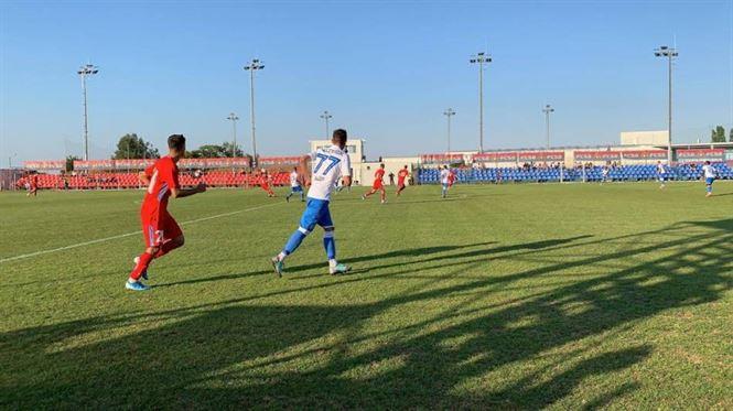 Dacia Unirea a pierdut cu 1-2 meciul din deplasare cu FCSB 2