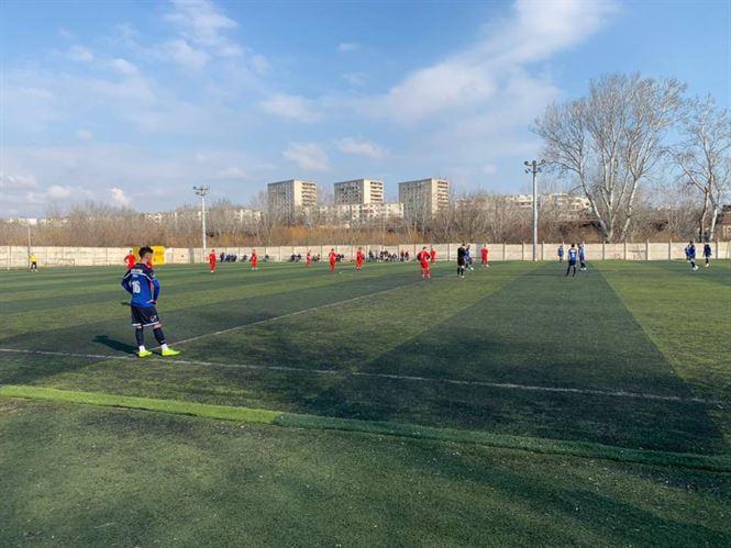 Dacia Unirea Brăila a învins cu 3-1 liderul Ligii a 4-a gălățene