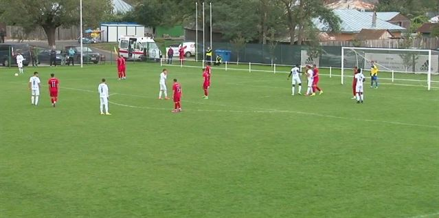Victorie cu 3-0 pentru Dacia Unirea Brăila în deplasarea de la Bacău