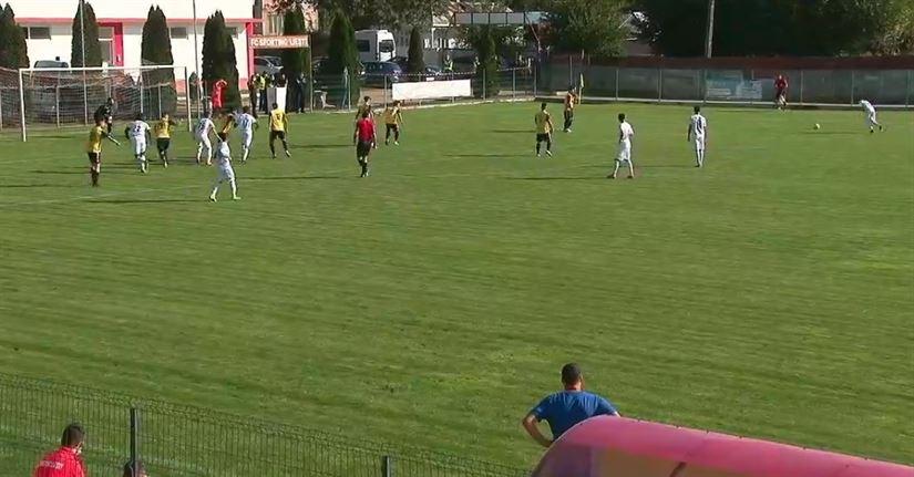 Dacia Unirea Brăila a pierdut al doilea meci în acest sezon de Liga a 3-a