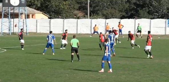 Dacia Unirea Brăila s-a calificat în turul 4 al Cupei României după victoria cu 4-0 în fața celor de la CS Făurei