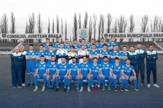 Dacia Unirea va juca duminica, de la ora 11, in deplasare la Ripensia Timisoara