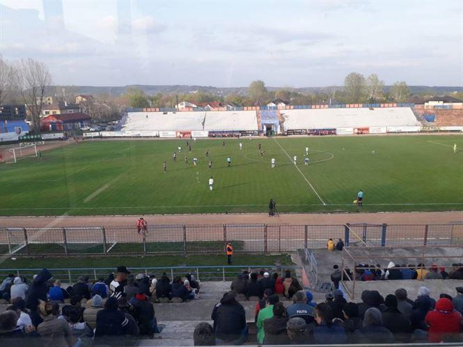 Chindia Târgoviște nu avea nevoie de un penalty cadou de la arbitru pentru a învinge pe Dacia Unirea Brăila