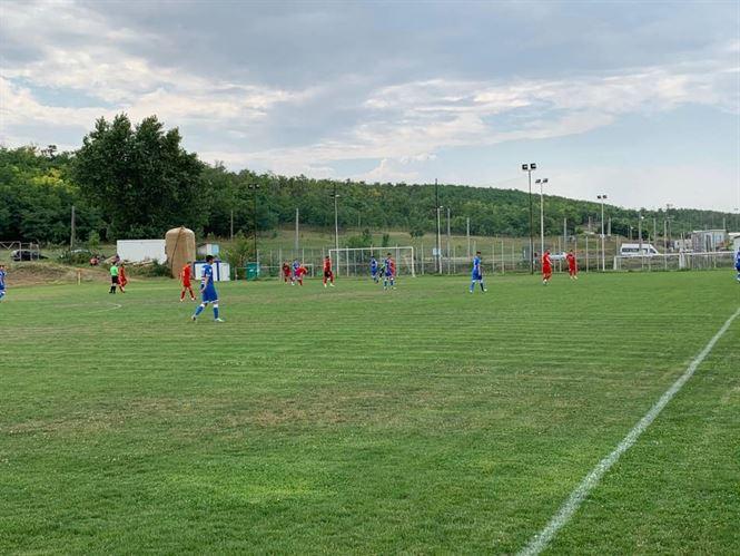 Amical cu 9 goluri între Dacia Unirea Brăila și Zimbrul Slobozia Conachi