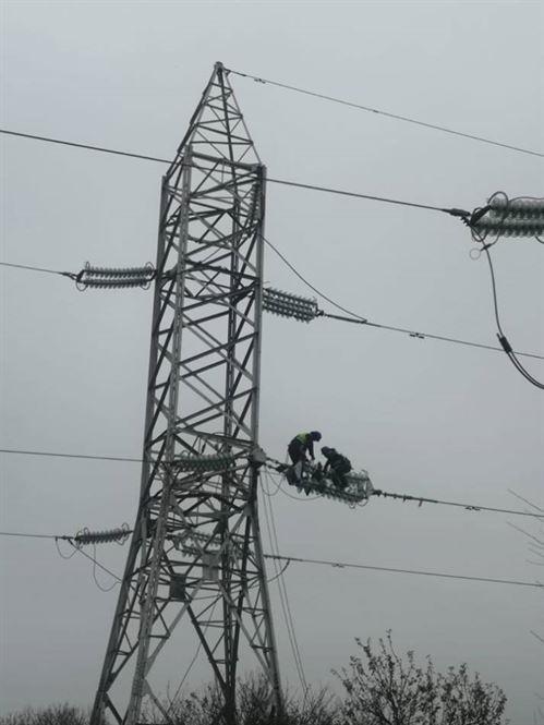 6 localități din județul Brăila încă nu au curent electric