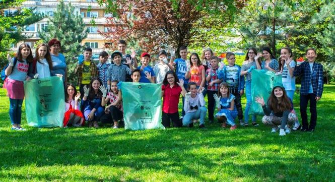 """""""Let's Get Green!"""", campania care a mobilizat 3 generații pentru un mediu curat, și-a desemnat câștigătorii"""