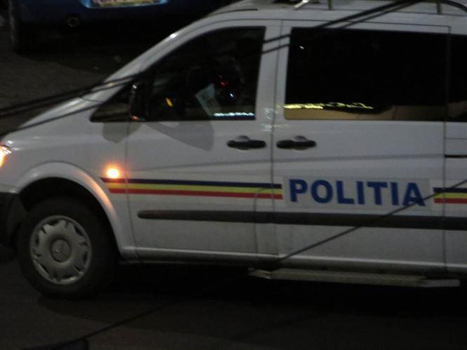 Mascatii si jandarmii au intervenit pentru a aplana un scandat provocat de patru barbati in incinta unui Peco