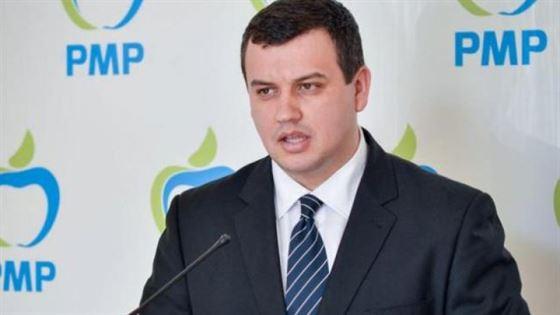 PMP cere adoptarea în regim de urgenţă a legilor privind eliminarea pensiilor speciale şi reducerea numărului de parlamentari la 300
