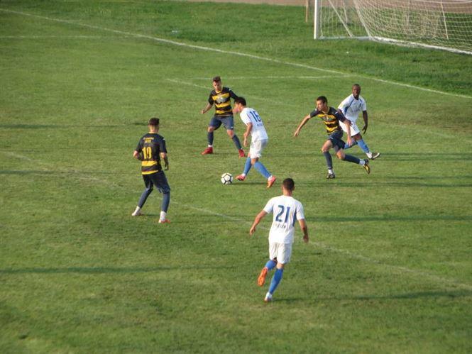 Galerie foto: Dacia Unirea a castigat cu 2-0 amicalul cu Sporting Liesti